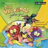 Franziska  Gehm - Die Vulkanos geben Gas!