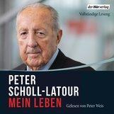 Peter  Scholl-Latour - Mein Leben