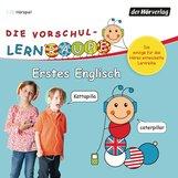 Swantje  Zorn - Die Vorschul-Lernraupe: Erstes Englisch