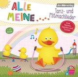 Martin  Pfeiffer  (Hrsg.) - Alle meine Tanz- und Mitmachlieder