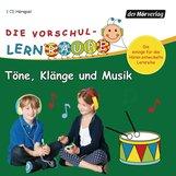 Swantje  Zorn, Stefanie  Theil - Die Vorschul-Lernraupe: Töne, Klänge und Musik