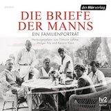 Tilmann  Lahme  (Hrsg.), Holger  Pils  (Hrsg.), Kerstin  Klein  (Hrsg.) - Die Briefe der Manns