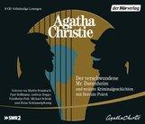Agatha  Christie - Der verschwundene Mr. Davenheim und weitere Kriminalgeschichten mit Hercule Poirot