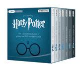 J.K.  Rowling - Harry Potter  - Die Gesamtausgabe - gelesen von Felix von Manteuffel