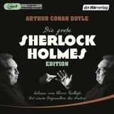 Arthur Conan  Doyle - Die große Sherlock-Holmes-Edition