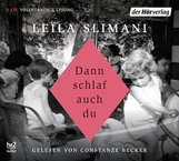 Leïla  Slimani - Dann schlaf auch du