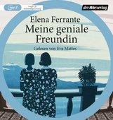 Elena  Ferrante - Meine geniale Freundin