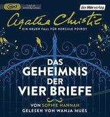 Sophie  Hannah, Agatha  Christie - Das Geheimnis der vier Briefe
