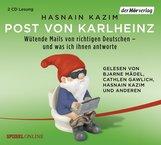 Hasnain  Kazim - Post von Karlheinz