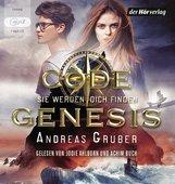 Andreas Gruber - Code Genesis - Sie werden dich finden