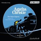 Agatha  Christie - Der blaue Express