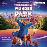 Sadie  Chesterfield - Willkommen im Wunder Park