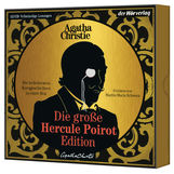 Agatha  Christie - Die große Hercule-Poirot-Edition