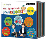Swantje  Zorn - Die Vorschul-Lernraupen-Box