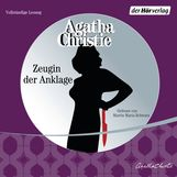 Agatha  Christie - Zeugin der Anklage