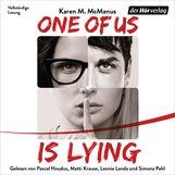 Karen M.  McManus - One Of Us Is Lying
