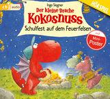 Ingo  Siegner - Der kleine Drache Kokosnuss - Schulfest auf dem Feuerfelsen
