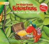 Ingo  Siegner - Der kleine Drache Kokosnuss und der Schatz im Dschungel