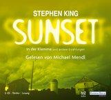 Stephen  King - Sunset - In der Klemme und andere Erzählungen