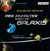 Douglas  Adams - Per Anhalter durch die Galaxis