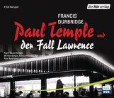Francis  Durbridge - Paul Temple und der Fall Lawrence