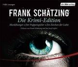Frank  Schätzing - Die Krimi-Edition