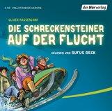 Oliver  Hassencamp - Die Schreckensteiner auf der Flucht