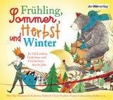 Frühling, Sommer, Herbst und Winter.