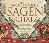 Ludwig  Bechstein, Brüder Grimm - Der große deutsche Sagenschatz