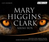 Mary  Higgins Clark - Higgins Clark, Krimi-Box
