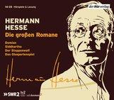Hermann  Hesse - Die großen Romane