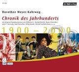 Dorothee  Meyer-Kahrweg - Chronik des Jahrhunderts