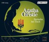 Agatha  Christie - Dreizehn bei Tisch