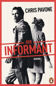 Chris  Pavone - Der Informant