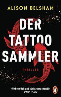 Alison  Belsham - Der Tattoosammler