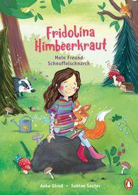 Anke  Girod - Rudolphina Raspberrygrass – My Friend Snufflesnore