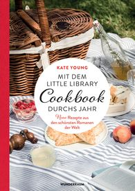 Kate  Young - Mit dem LITTLE LIBRARY COOKBOOK durchs Jahr