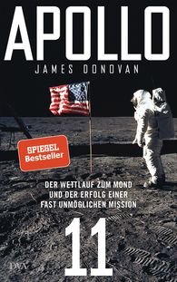 James  Donovan - Apollo 11