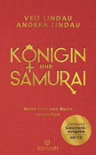 Veit  Lindau, Andrea  Lindau - Königin und Samurai