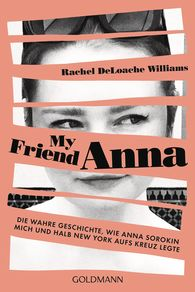 Rachel  DeLoache Williams - My friend Anna