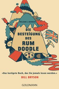 William E.  Bowman - Die Besteigung des Rum Doodle