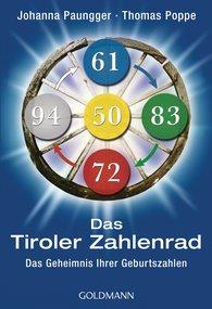 Johanna  Paungger, Thomas  Poppe - Das Tiroler Zahlenrad