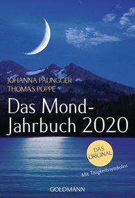 Johanna  Paungger, Thomas  Poppe - Das Mond-Jahrbuch 2020