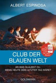 Albert  Espinosa - Club der blauen Welt