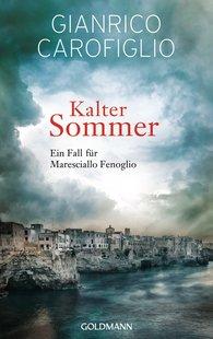Gianrico  Carofiglio - Kalter Sommer