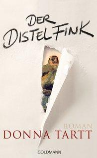 Donna  Tartt - Der Distelfink