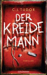 C.J.  Tudor - Der Kreidemann