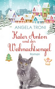 Angela  Troni - Anton the Cat and the Christmas Angel