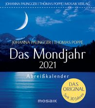 Johanna  Paungger, Thomas  Poppe - Das Mondjahr 2021