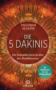 Tsültrim  Allione - Die 5 Dakinis